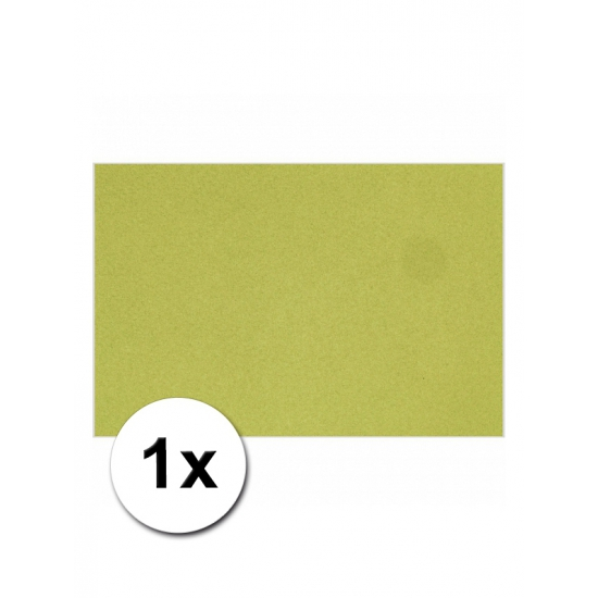 A4 hobby karton groen 1x