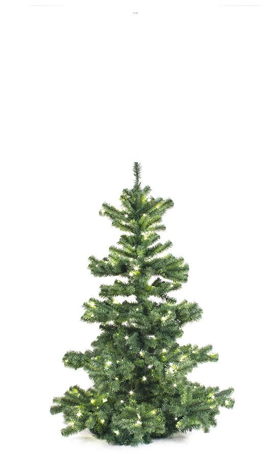 Basic Tree Plain 150cm | Kerstbomen