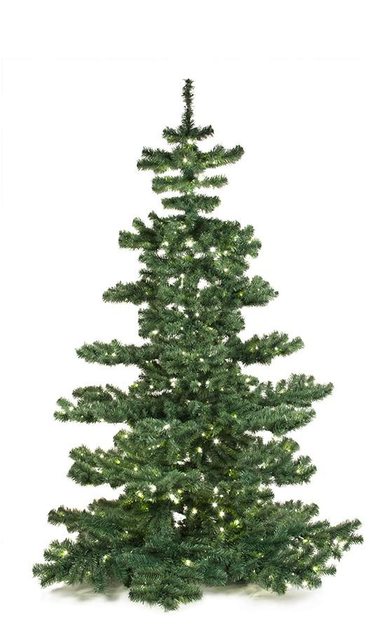 Basic Tree Plain 210cm | Kerstbomen