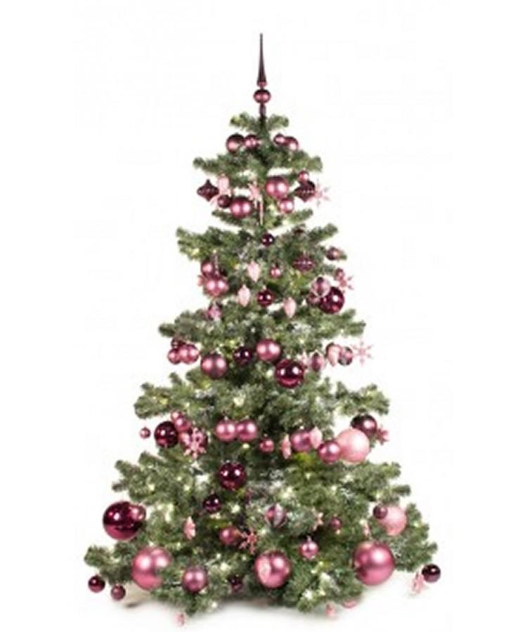 Basic Tree Purple Milka 180cm | Kerstbomen
