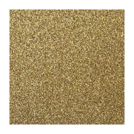 Goud glitter papier vel