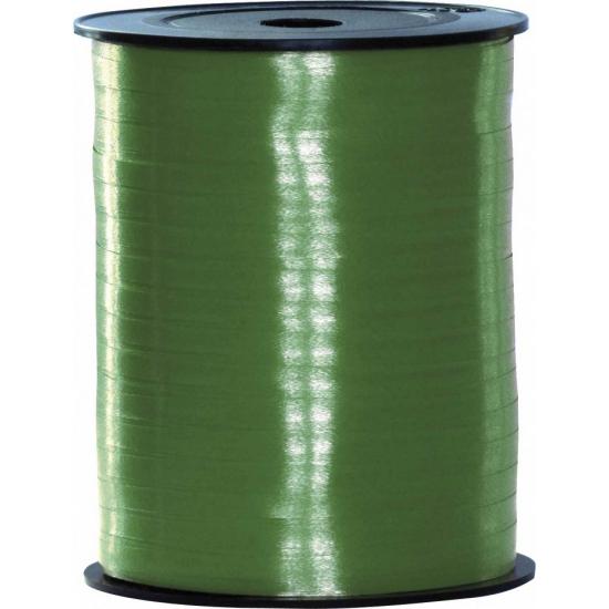 Groen lint 5 mm breed
