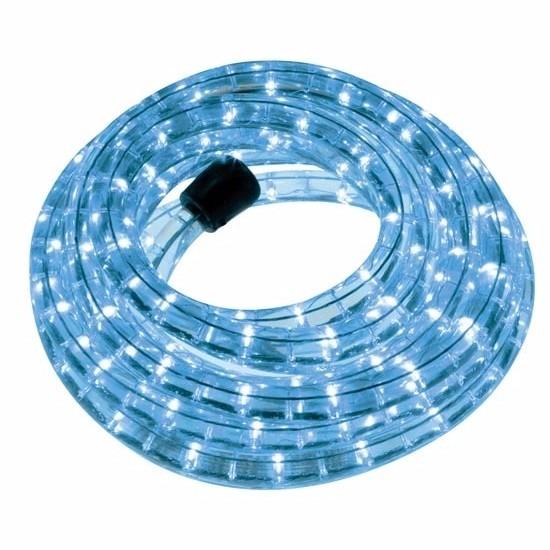 Led lichtslang blauw 5 meter