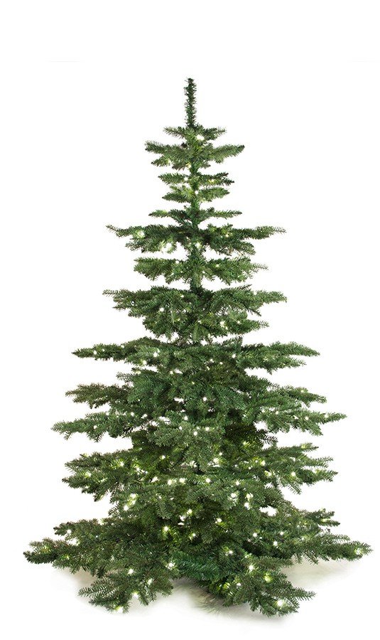 Luxury Tree Plain 210cm | Kerstbomen