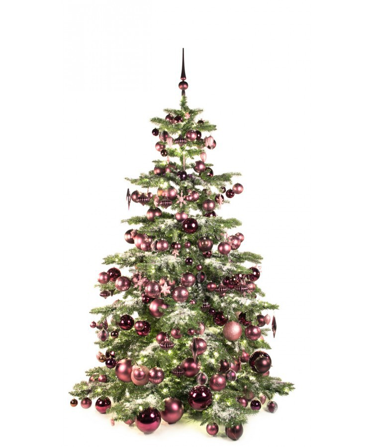 Luxury Tree Purple Milka 210cm | Kerstbomen