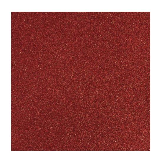 Rood glitter papier vel