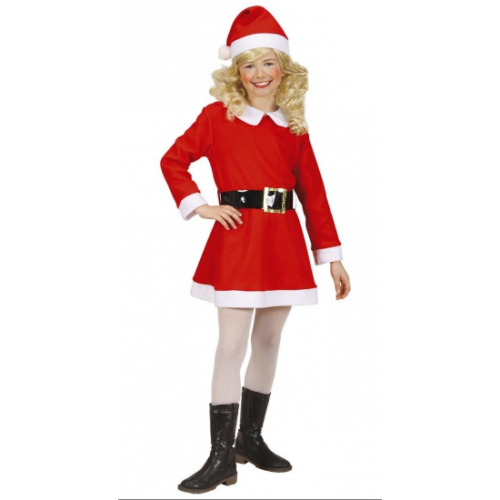 Voordelig kerst jurkje voor meisjes