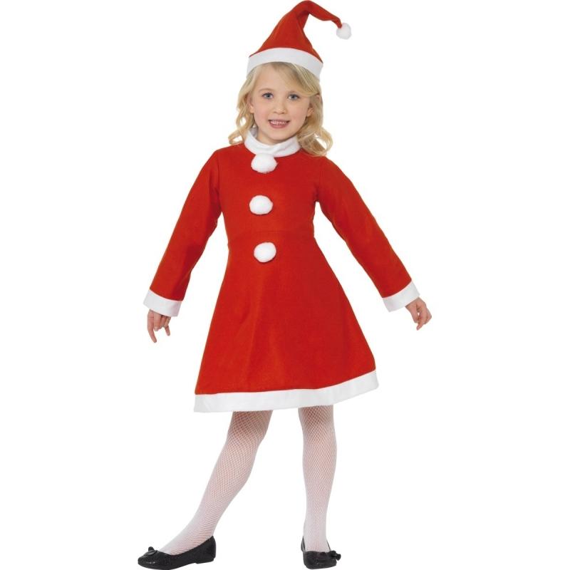 Voordelig kerst outfit voor meisjes