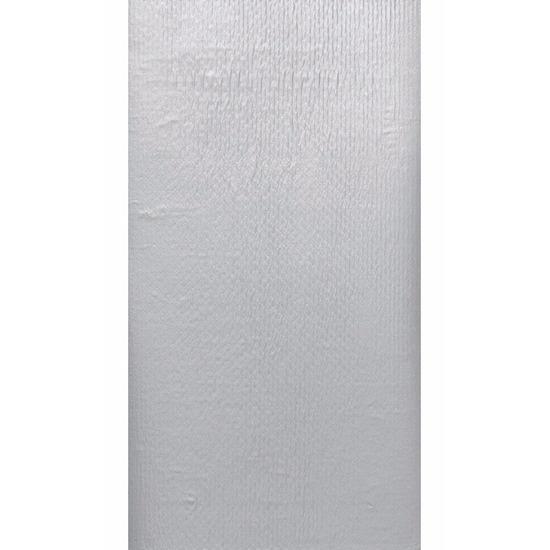 Zilver tafellaken/tafelkleed 138 x 220 cm herbruikbaar