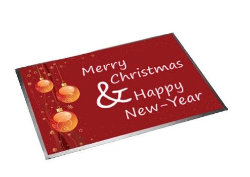 Deurmat Kerstmis en Nieuwjaar