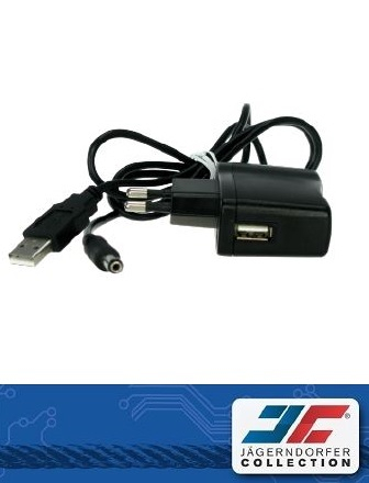 Jaegerndorfer – Adapter Jc Kabelbaan Usb 1:32 | 9120036469310 | JC53080