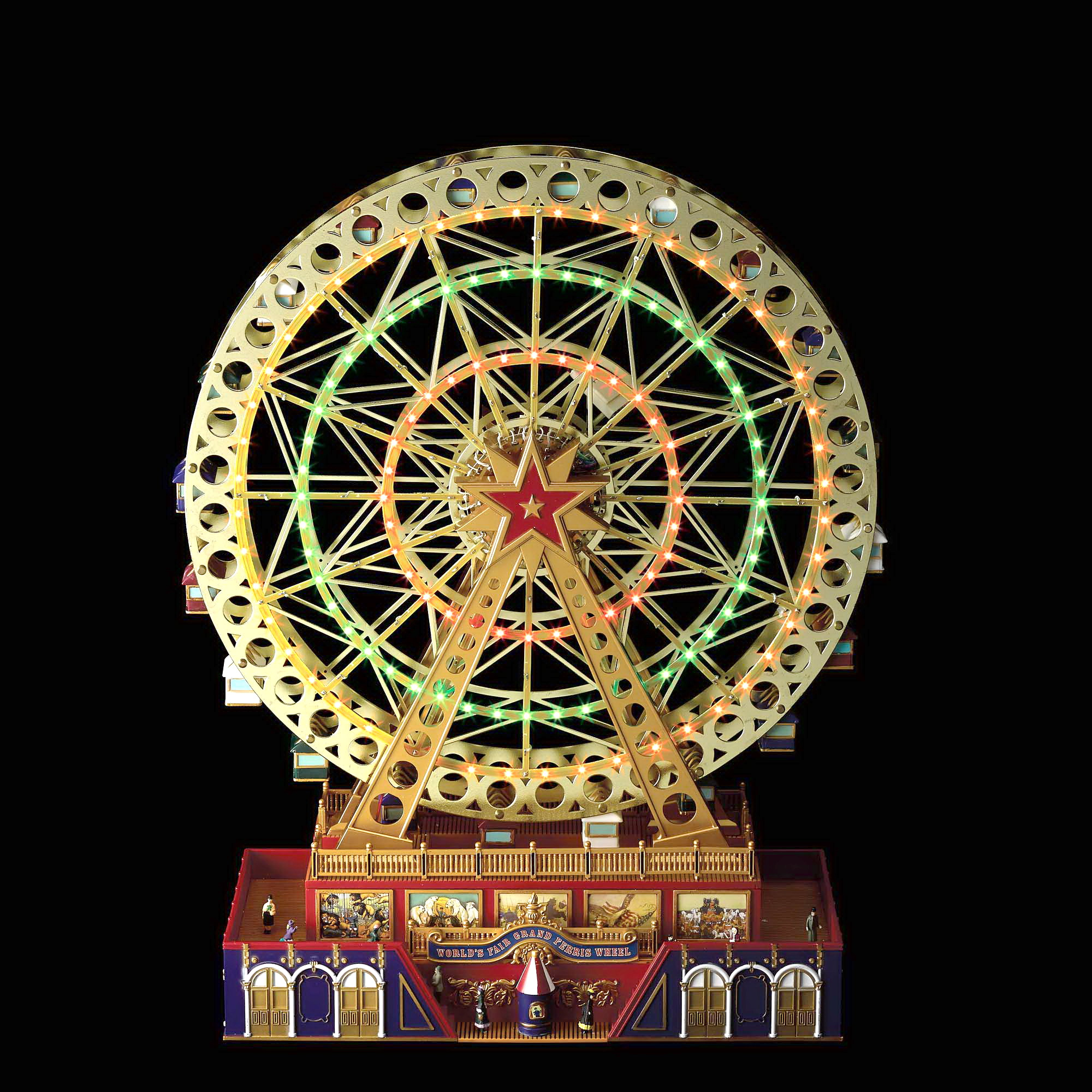 Mr. Christmas – World S Fair Grand Ferris Wheel | 51053797959 | MX-79795