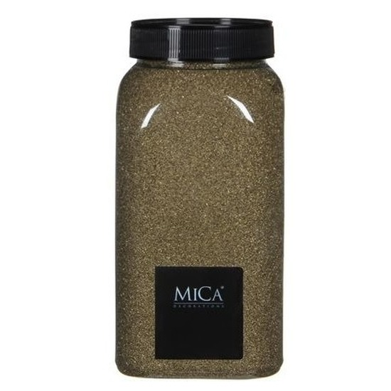 Decoratie/hobby zand goud 1 kg