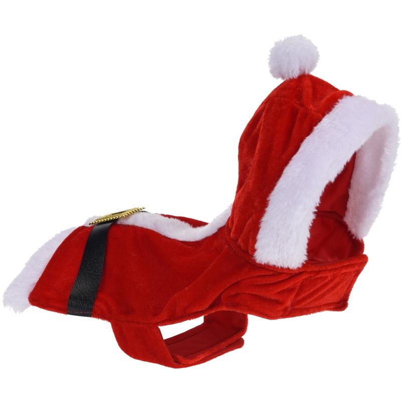 Kerst jasje voor kleine honden 34 cm