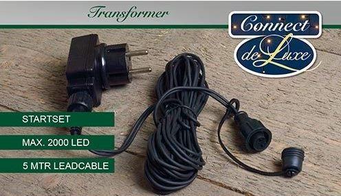 Koppelverlichting Aansluitsnoer voor kerstverlichting max.2.000 lampjes CoenBakker Anna's Collection CONNECT | 8713619388736