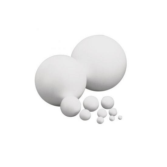 Piepschuim ballen figuren vormen van 12 cm