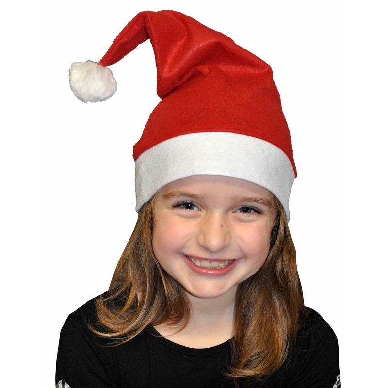 Voordelige kerstmuts voor kinderen