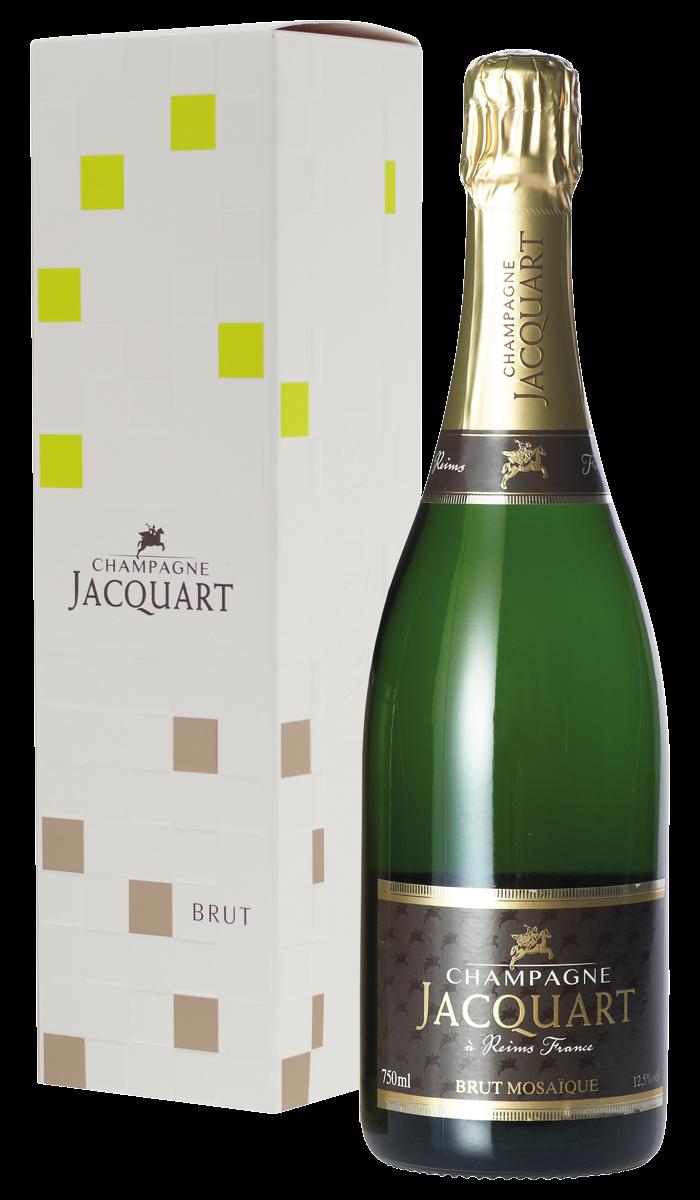 Jacquart Brut Mosaique – 21%