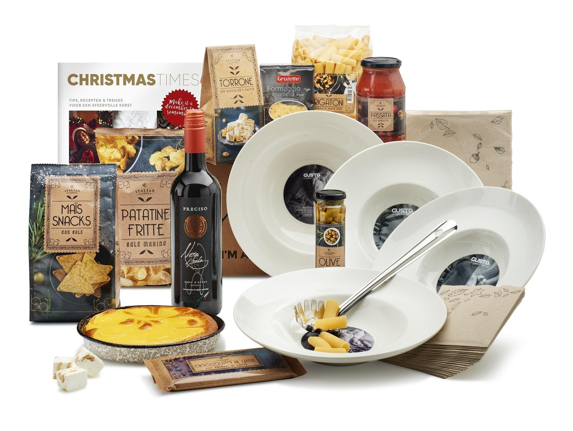 Kerstpakket Buon appetito!