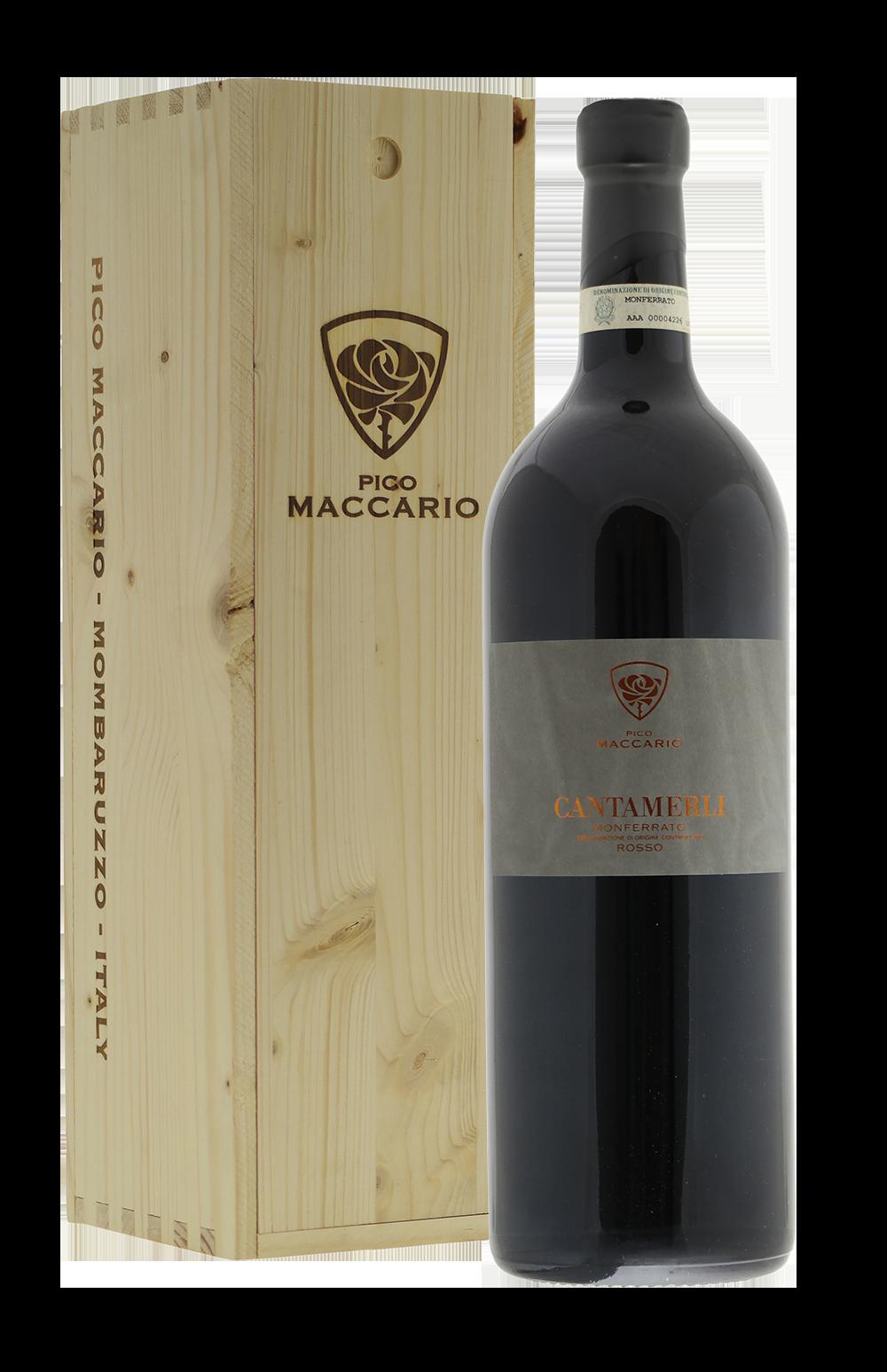 Pico Maccario Cantamerli jeroboam (3 L) – 21%