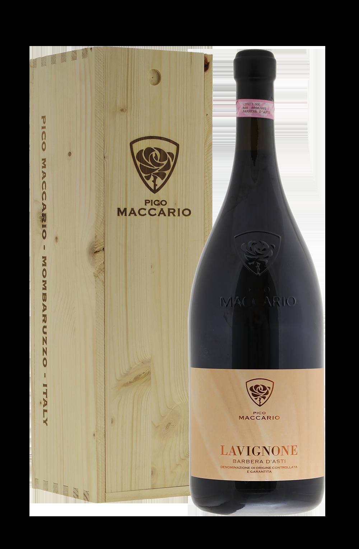 Pico Maccario Lavignone jeroboam (3 L) – 21%