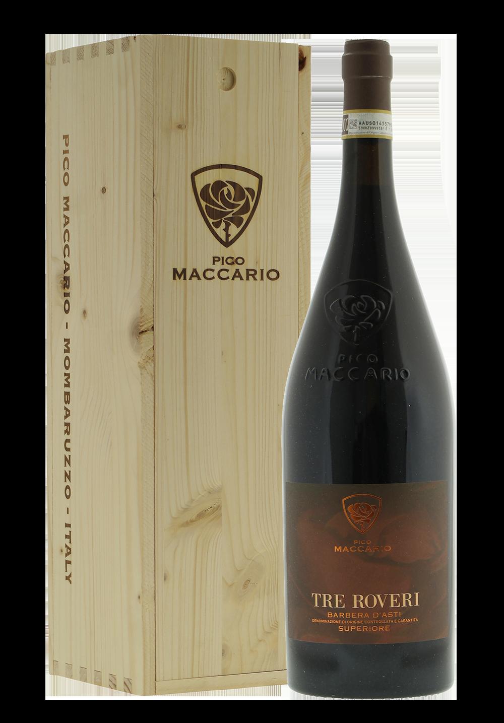 Pico Maccario Tre Roveri Magnum – 21%
