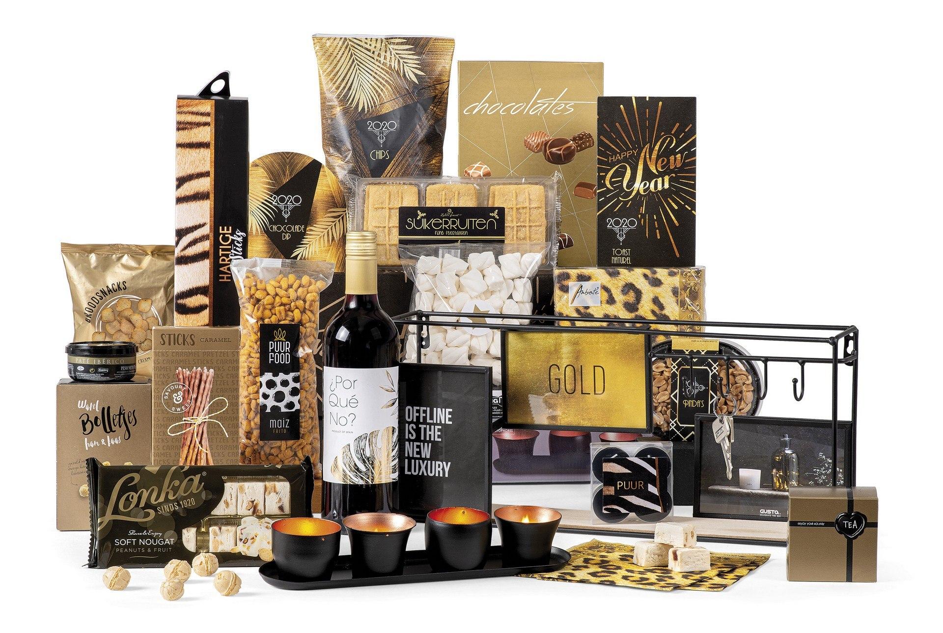 Golden Touch | Kerstpakketten