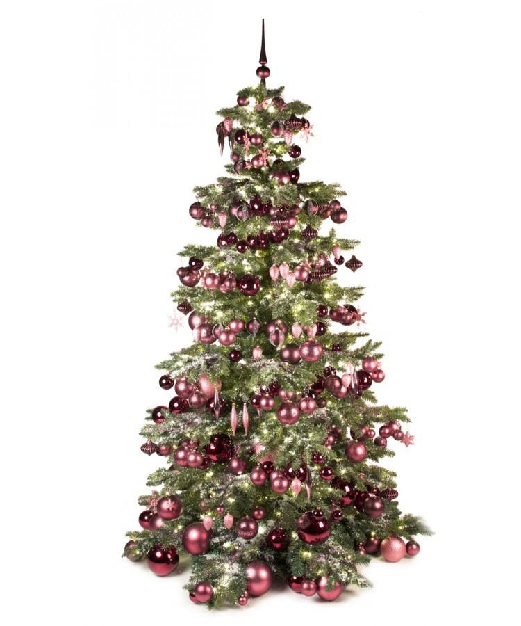 Luxury Tree Purple Milka 240cm | Kerstbomen