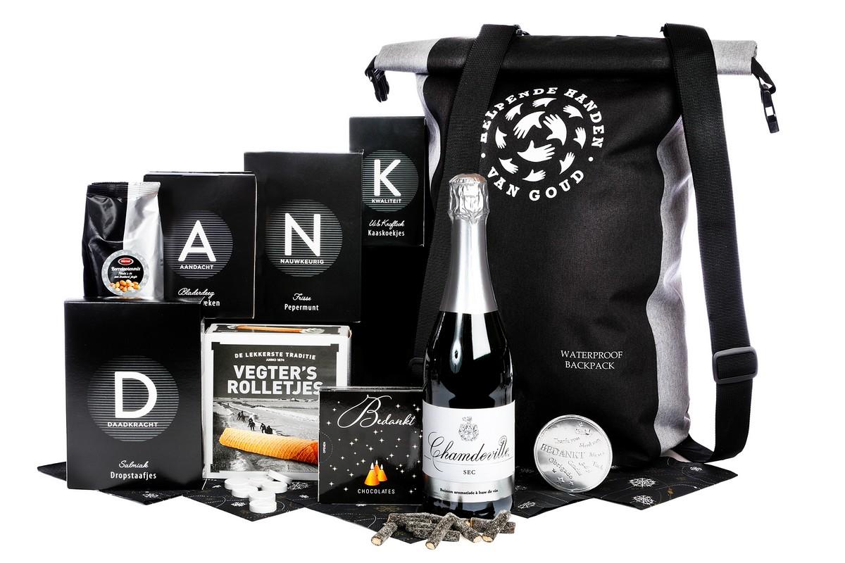 Black Silver Touch | Kerstpakketten