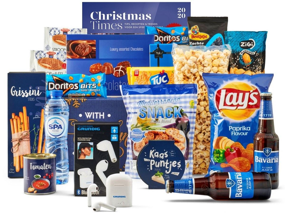 Blue Music | Kerstpakketten