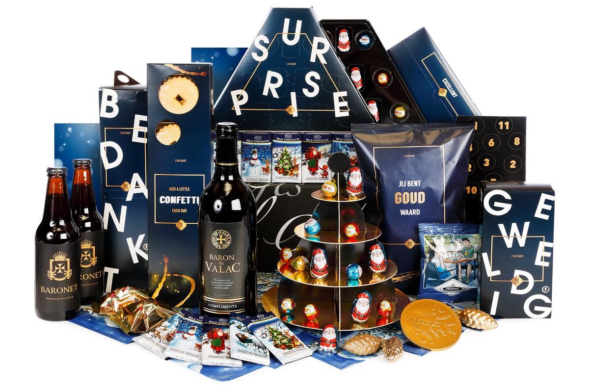 Blue Surprise | Kerstpakketten