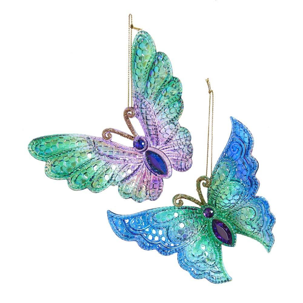 Iridescent Peacock Butterfly | 086131549366